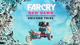 Far Cry New Dawn - Unicorn Trike