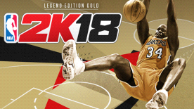 NBA 2K18: Legend Gold Edition