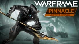 Warframe: Master Thief Pinnacle Pack