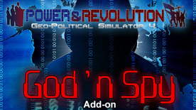 God'n Spy Add-on - Power & Revolution