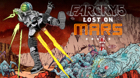 Far Cry 5 – Lost On Mars