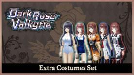 Dark Rose Valkyrie - Extra Costumes Set