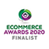 eCommerce Awards 2020 Finalist