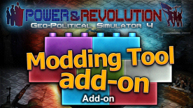 Modding Tool Add-on - Power & Revolution
