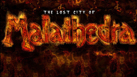 The Lost City of Malathedra