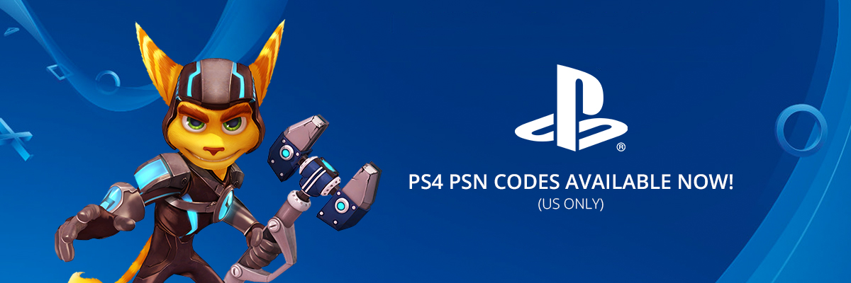 PSN Codes Available Now!