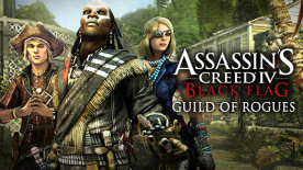 Assassin's Creed IV Black Flag Guild of Rogues
