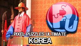 Pixel Puzzles Ultimate - Puzzle Pack: Korea