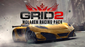 GRID 2 - McLaren Racing Pack