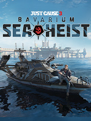 Just Cause 3 DLC: Bavarium Sea Heist Pack