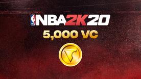 NBA 2K20: 5000 VC Pack