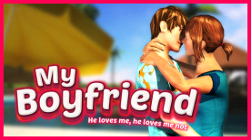 My Boyfriend - He loves me he loves me not