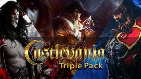 Castlevania Triple Pack