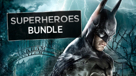 Superheroes Bundle