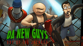Da New Guys: Day of the Jackass