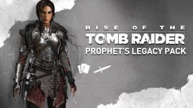 Rise of the Tomb Raider - Prophet's Legacy DLC