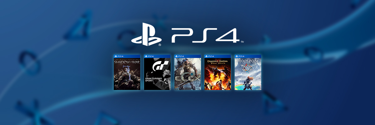 Sony PS Titles