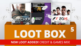 Lucky Five Loot Box