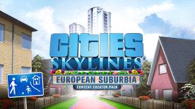 Cities: Skylines - Content Creator Pack: European Suburbia