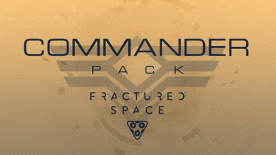 Fractured Space - Commander Pack