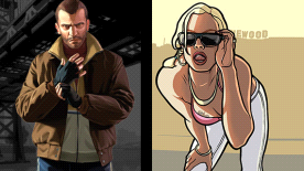 Grand Theft Auto IV and San Andreas Pack