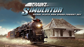Trainz Simulator: Nickel Plate High Speed Freight Set