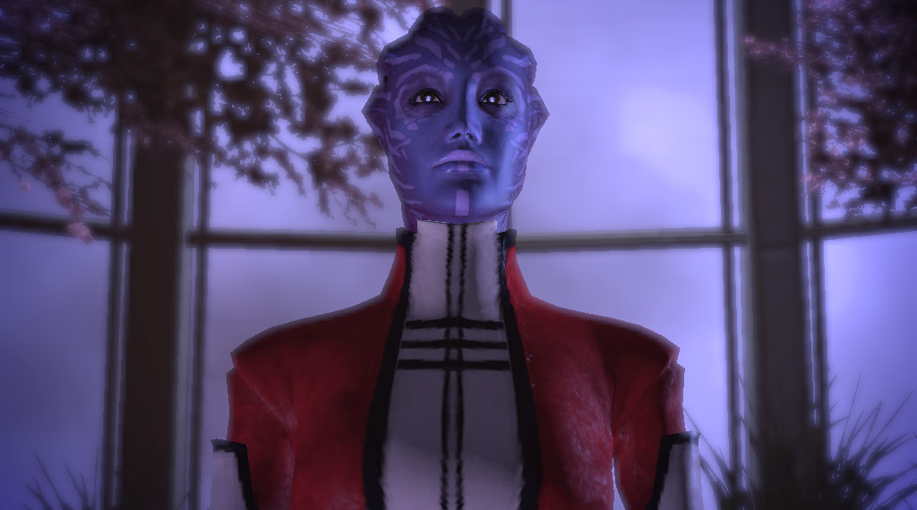Mass Effect The Asari
