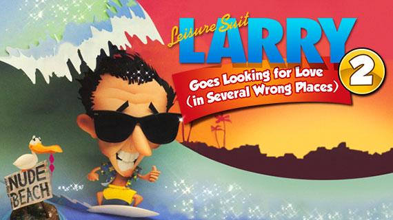 Leisure Suit Larry 2