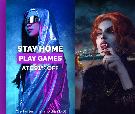 Stay Home, Play Games