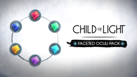 Child of Light - Faceted Oculi Pack