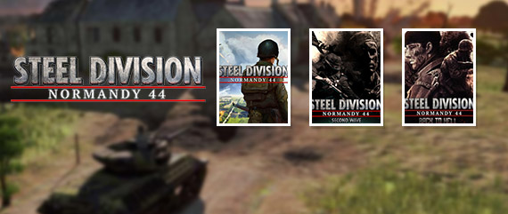 Steel Division Titles - up to 75%
