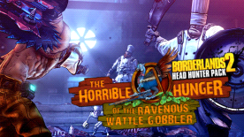 Borderlands 2: Headhunter 2 – Wattle Gobbler