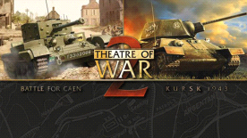 Theatre of War 2: Kursk 1943 + Caen Expansion