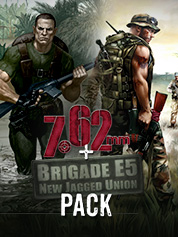7.62 High Calibre & Brigade E5: New Jagged Union Pack