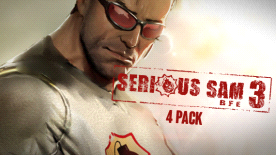 Serious Sam 3 Standard - 4 Pack