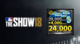 MLB® The Show™ 18 Stubs (24,000)