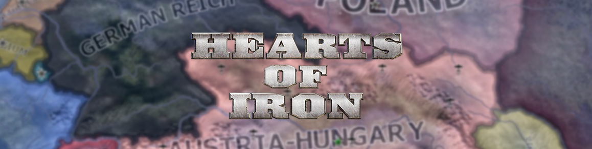 Hearts of Iron Titles