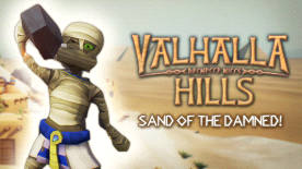 Valhalla Hills: Sands of the Damned DLC