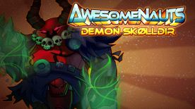 Awesomenauts - Demon Skølldir