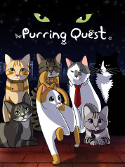 http://www.greenmangaming.com - The Purring Quest 9.99 USD