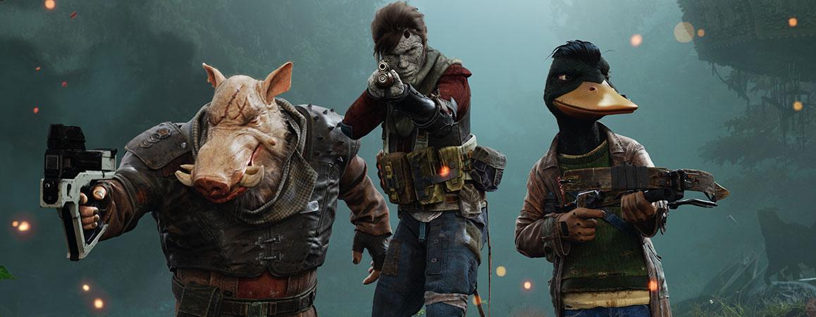 Mutant Year Zero: Road to Eden | PC - Steam | Game Keys