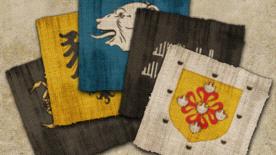 Crusader Kings II: Dynasty Shields Charlemagne