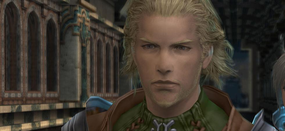 Final Fantasy Character - Basch Fon Ronsenburg