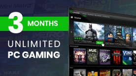 Utomik 3 Month Subscription