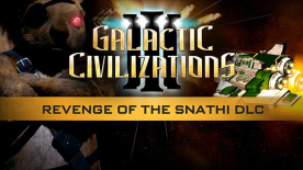 Galactic Civilizations III: Revenge of the Snathi DLC