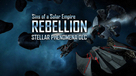 Sins of a Solar Empire: Rebellion - Stellar Phenomena
