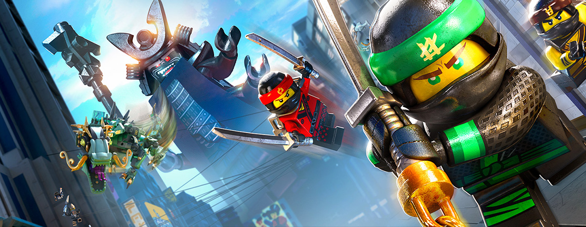 American Express Deals >> The LEGO Ninjago Movie Videogame | PC - Steam | Game Keys