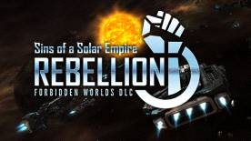 Sins of a Solar Empire: Rebellion - Forbidden Worlds