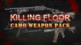 Killing Floor: Camo Weapon Pack