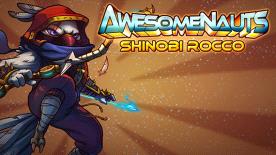Awesomenauts: Shinobi Rocco Skin
